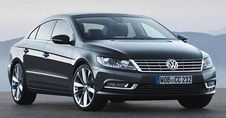 Fantastyczny Car Leasing VW Passat CC GT Manual, Cheap Contract Hire KC49