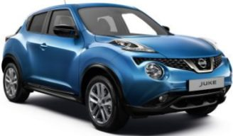 Nissan Juke Bose Edition car leasing